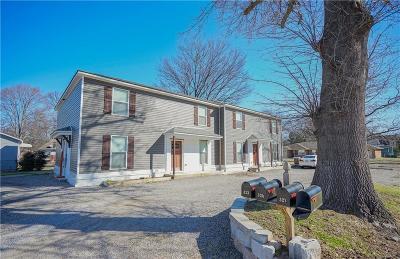 Van Buren Multi Family Home For Sale: 601 Drennen ST