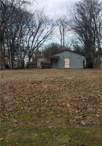 Fort Smith Residential Lots & Land For Sale: 1609 S Q ST