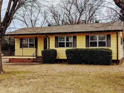 Fort Smith Single Family Home For Sale: 7713 Tony ST