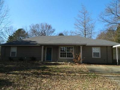 Van Buren Single Family Home For Sale: 1621 Wood Hills Bend BND