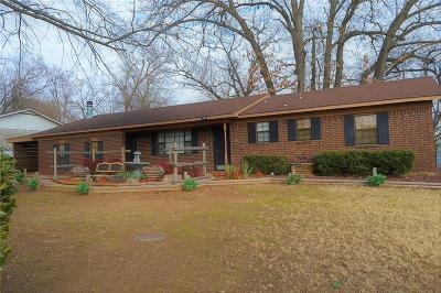 Barling Single Family Home For Sale: 1004 5th TER