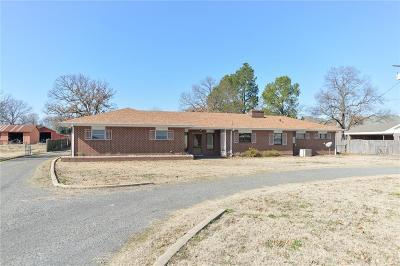 Fort Smith Single Family Home For Sale: 8612 S 271 HWY
