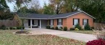 Fort Smith Single Family Home For Auction: 6001 Carthage ST