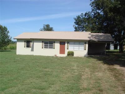 Spiro Single Family Home For Sale: 21608 Cannery RD