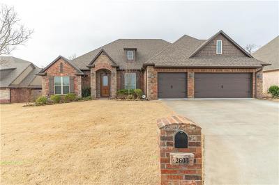 Van Buren Single Family Home For Sale: 2603 Parkway LN