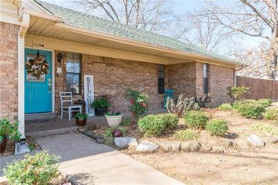 Alma Single Family Home For Sale: 348 Meadors DR