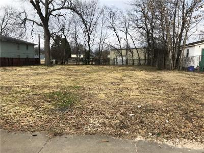 Fort Smith Residential Lots & Land For Sale: TBD N 12th ST