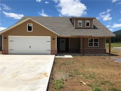 Poteau OK Single Family Home For Sale: $144,900