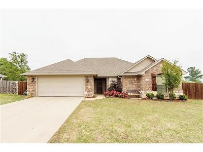 Greenwood Single Family Home For Sale: 1018 Persimmon ST