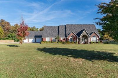 Lavaca AR Single Family Home For Sale: $280,000