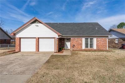 Fort Smith Single Family Home For Sale: 4501 Urbana DR