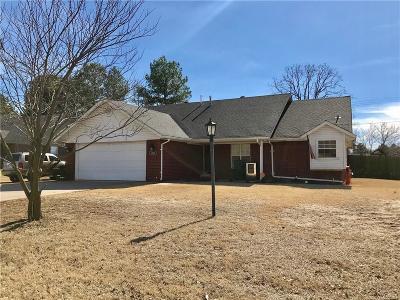 Van Buren Single Family Home For Sale: 1300 Taos DR