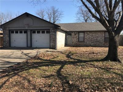 Fort Smith Single Family Home For Sale: 8925 Bryn Mawr CIR