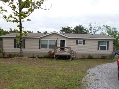 Greenwood Single Family Home For Sale: 7924 White Oak Mountain RD