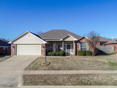 Van Buren Single Family Home For Sale: 434 Crystal View