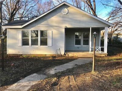 Fort Smith AR Single Family Home For Sale: $69,000