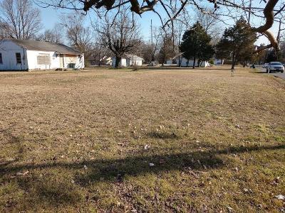 Sallisaw Residential Lots & Land For Sale: 608 N Washington ST