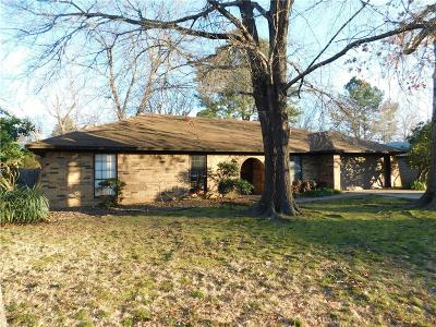 Fort Smith AR Single Family Home For Sale: $164,500