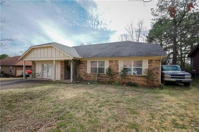 Barling Single Family Home For Sale: 1405 Strozier CT