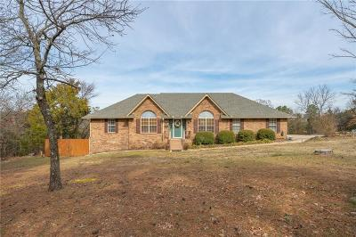 Poteau Single Family Home For Sale: 23335 Branson RD
