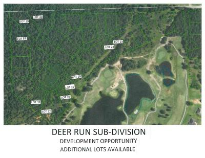 Poteau Residential Lots & Land For Sale: 000 Paradise CIR