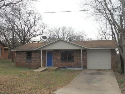 Poteau OK Single Family Home For Sale: $69,000