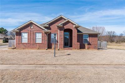 Alma Single Family Home For Sale: 1306 Big Oak DR