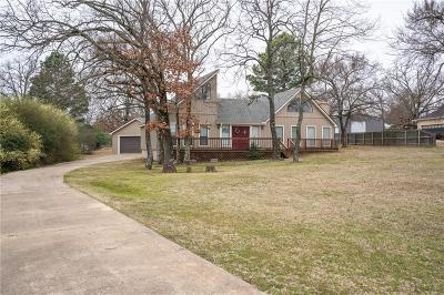 Fort Smith Single Family Home For Sale: 11424 Amanda LN