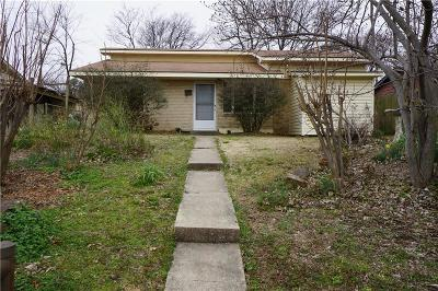 Fort Smith Single Family Home For Sale: 2418 28th ST