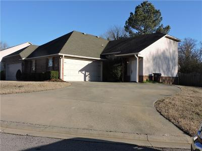 Fort Smith Multi Family Home For Sale: 5500-5512 W Summit CT