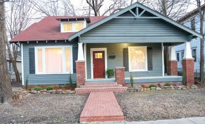 Fort Smith Single Family Home For Sale: 1018 13th ST