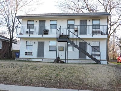 Fort Smith Multi Family Home For Sale: 1914 S N ST