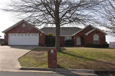 Sallisaw Single Family Home For Sale: 2008 Winterpark Drive