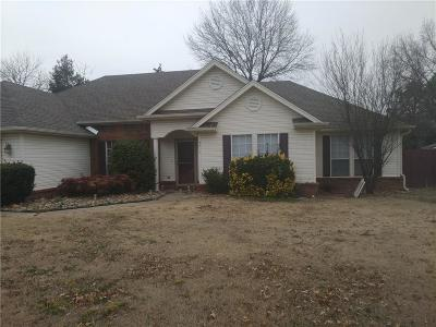 Fort Smith Single Family Home For Sale: 3417 Brentwood DR