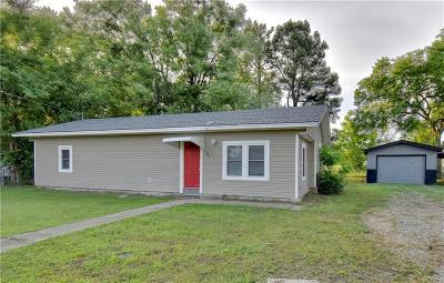 Muldrow Single Family Home For Sale: 107 2nd ST