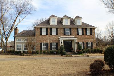 Fort Smith AR Single Family Home For Sale: $417,000