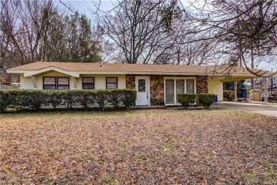 Fort Smith AR Single Family Home For Sale: $112,500