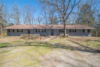 Alma Single Family Home For Sale: 5108 Ridge RD