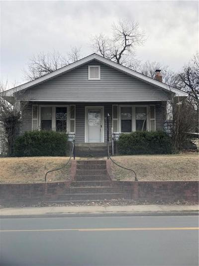 Fort Smith Single Family Home For Sale: 2313 Dodson AVE