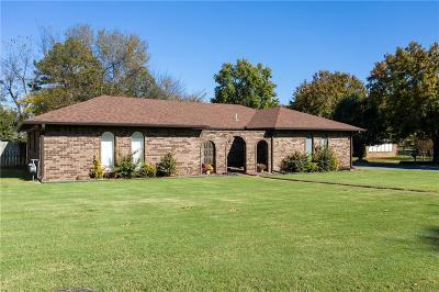 Fort Smith AR Single Family Home For Sale: $157,950