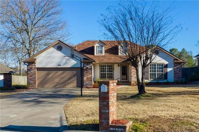 Fort Smith Single Family Home For Sale: 9911 Glen Flora CIR