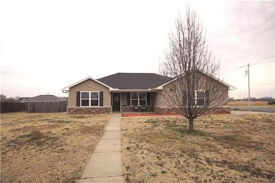 Spiro Single Family Home For Sale: 1101 Chickasaw ST