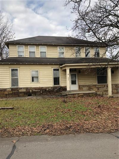 Fort Smith AR Single Family Home For Sale: $49,000