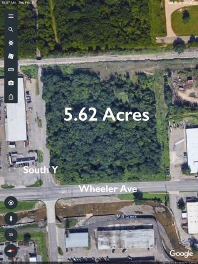 Fort Smith Residential Lots & Land For Sale: 0000 Wheeler AVE