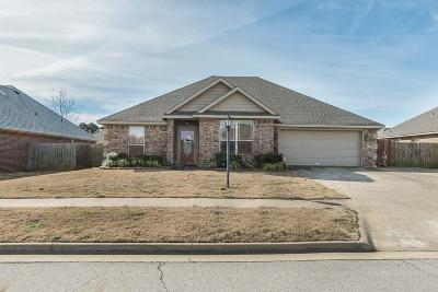 Alma Single Family Home For Sale: 1327 Red Oak DR