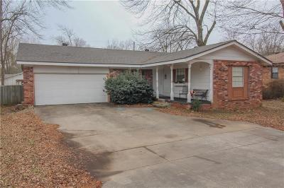 Fort Smith Single Family Home For Sale: 915 S 66th