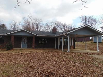 Wister Single Family Home For Sale: 36952 258th AVE