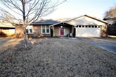 Fort Smith Single Family Home For Sale: 1507 Hendricks BLVD