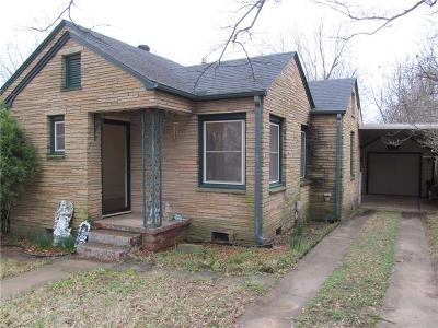 Fort Smith Single Family Home For Sale: 1431 N 38th ST