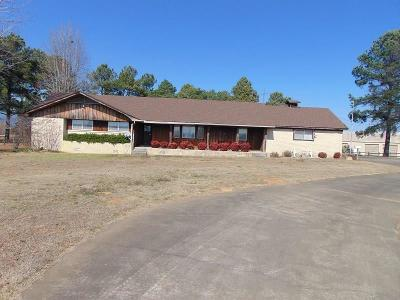 Howe Single Family Home For Sale: 20678 State Highway 83
